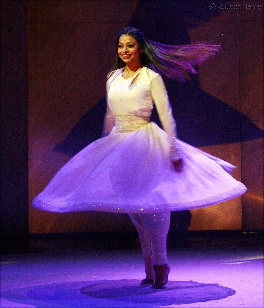 Ayesha Dharker as Sharhazad