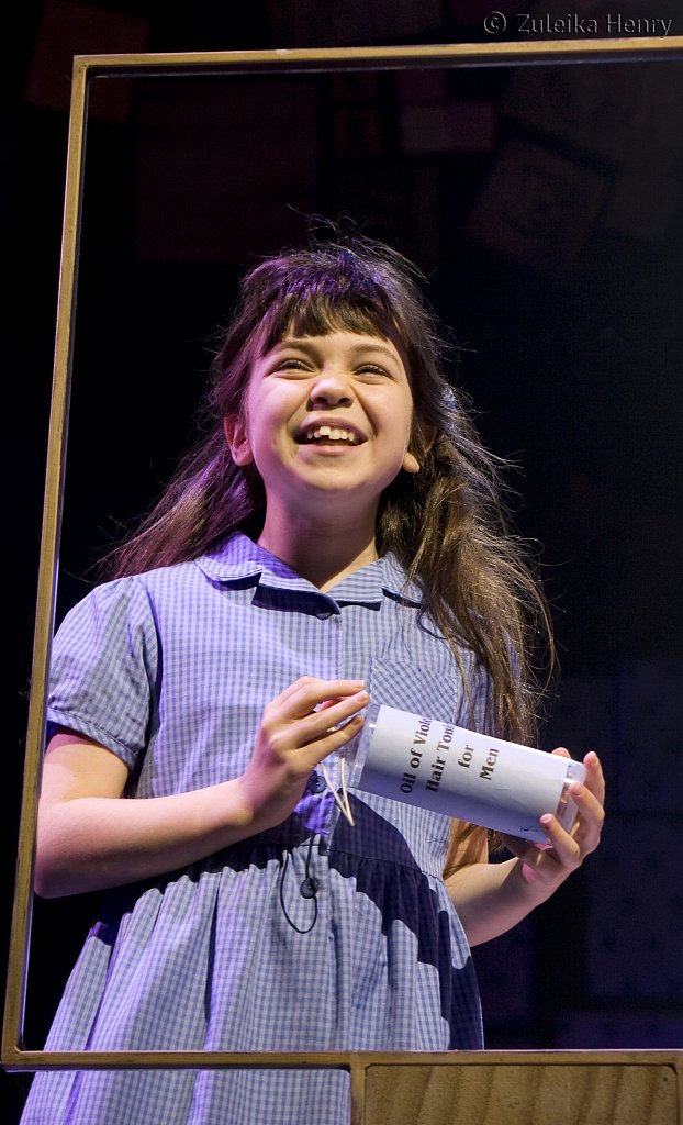 Adrianna Bertola as Matilda