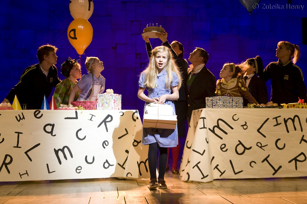 Josie Griffiths as Matilda