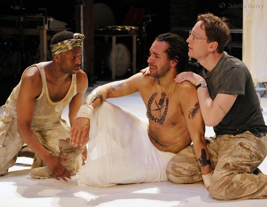 Clifford-Samuel-as-Patroclus-Joe-Dixon-as-Achilles-and-Scott-Handy-as-Ulysses-2.jpg