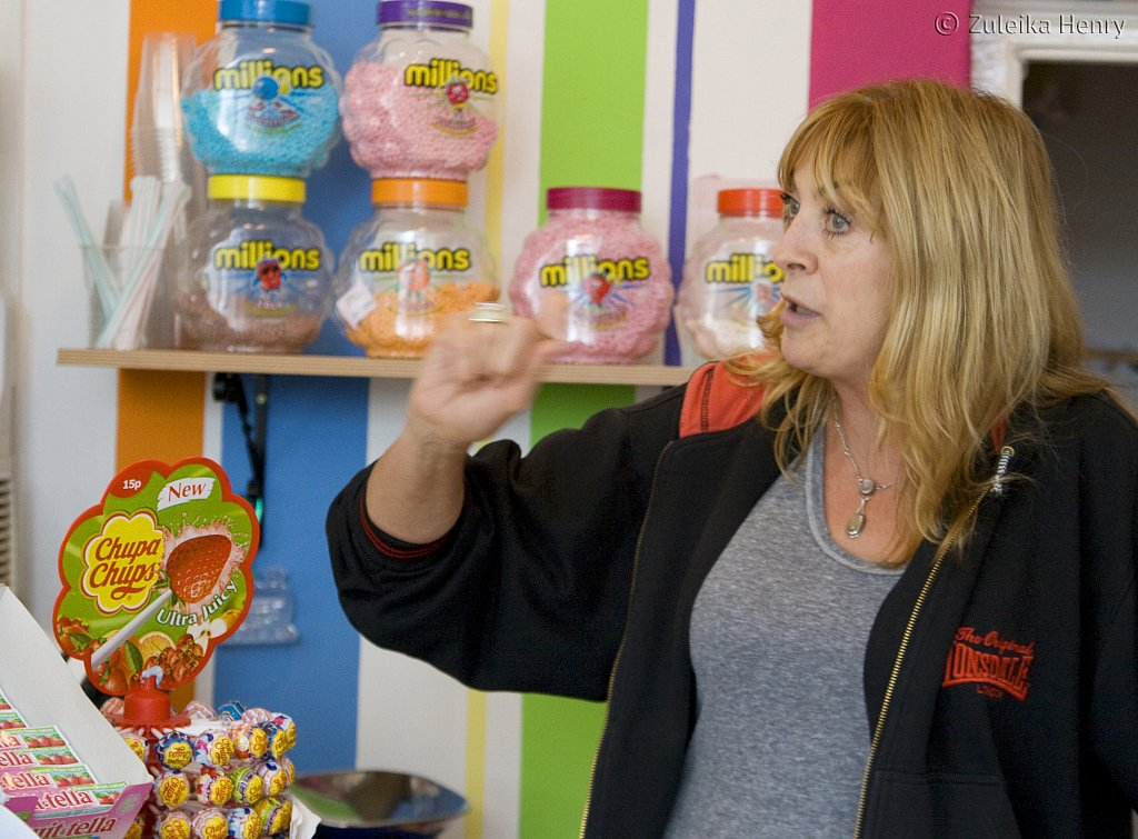 Lynda Rooke in Mastermind by Sheila Hannon