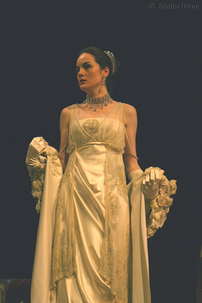 Michelle Dockery as Eliza Doolittle