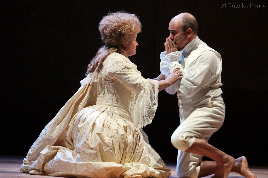 The Madness of George III Peter Hall 2011