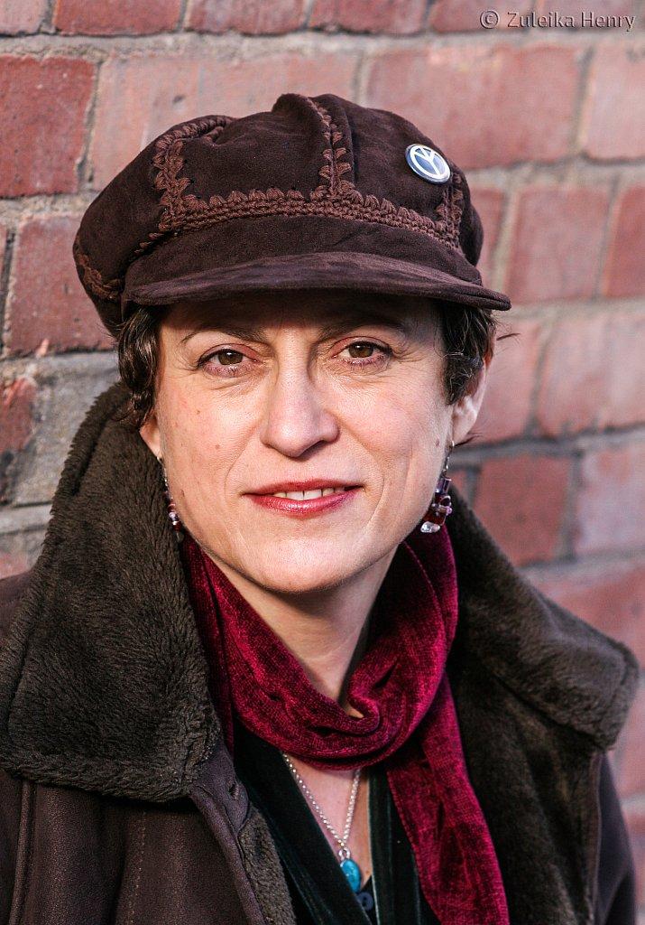 Rena Vergano writer