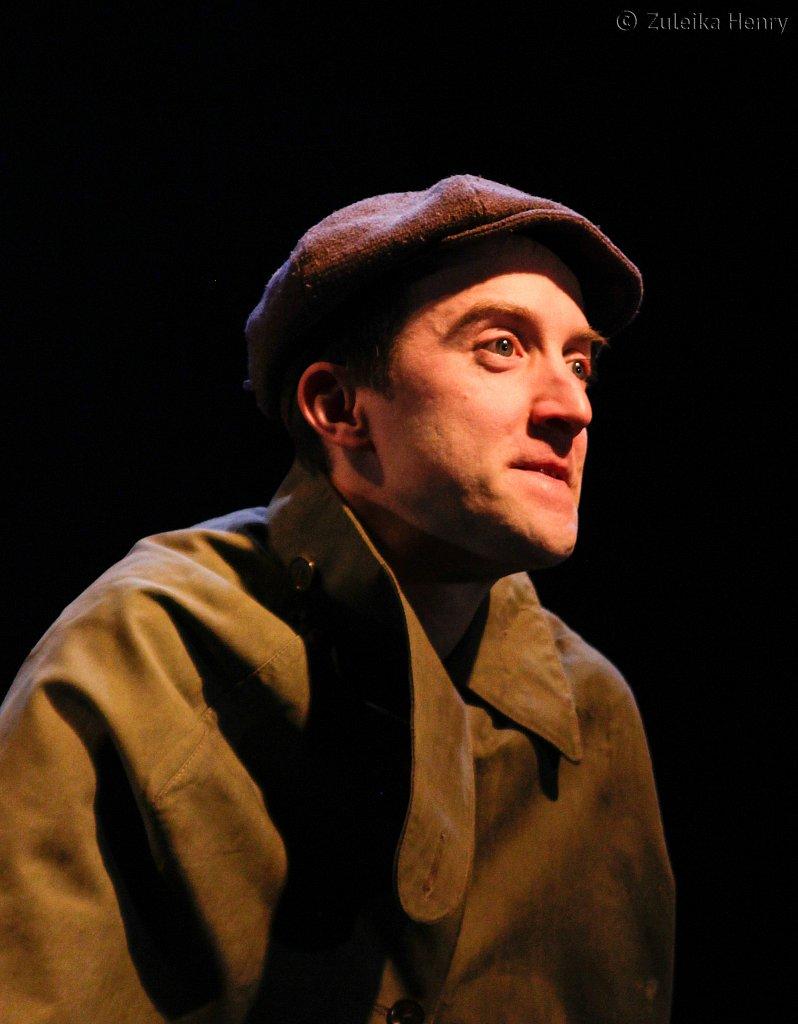Nik Howden as Pat