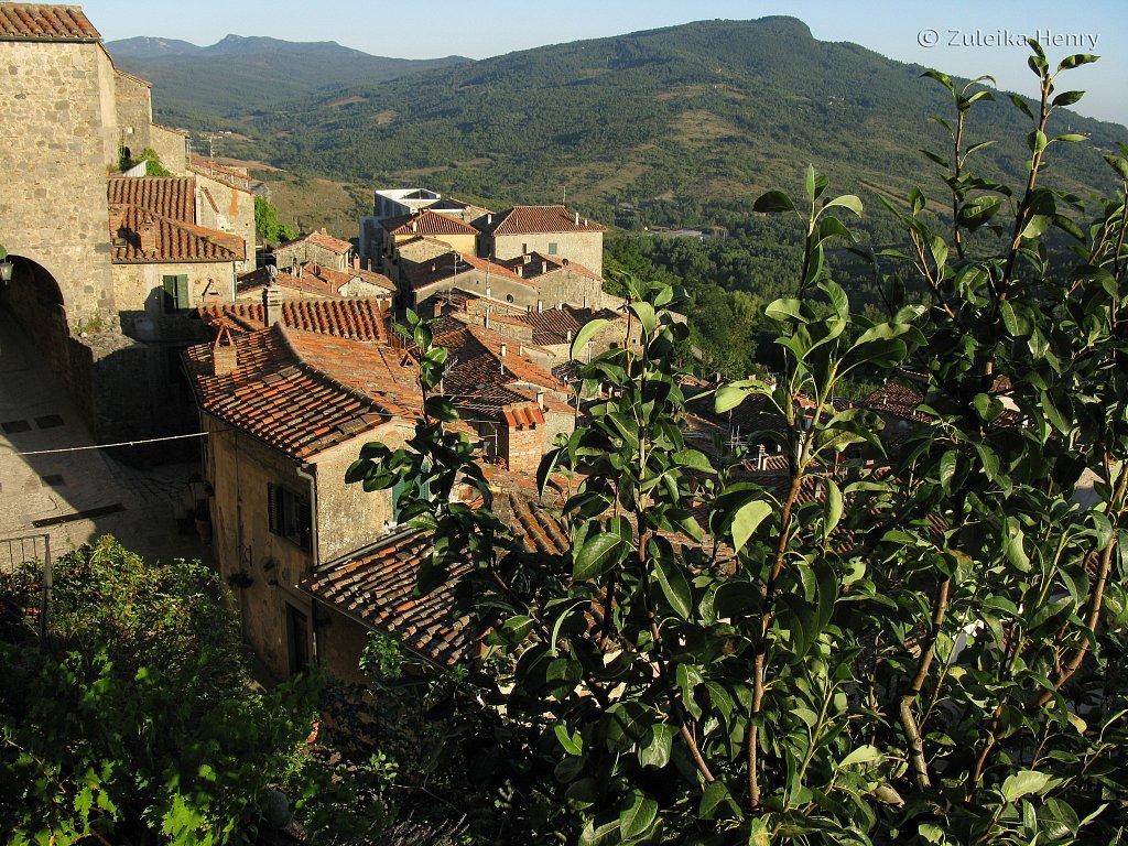 Tuscany, Santa Fiora