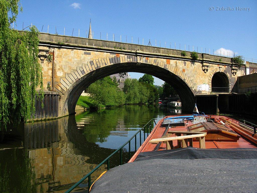River Avon, Bath, Somerset