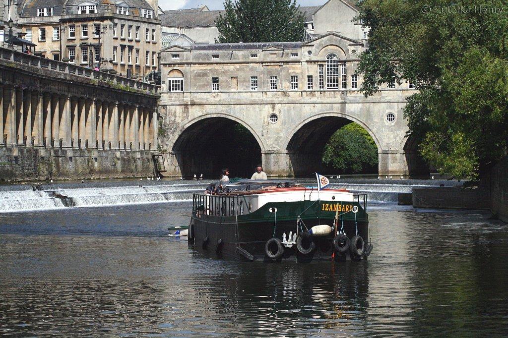 River Avon, Pultney Weir, Bath