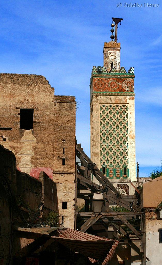 Mosque Fez