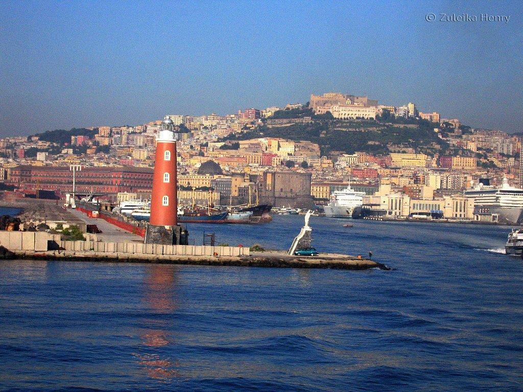 Procida lighthouse