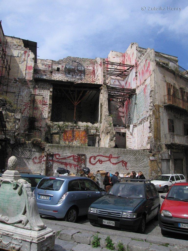 A huge program of rebuilding