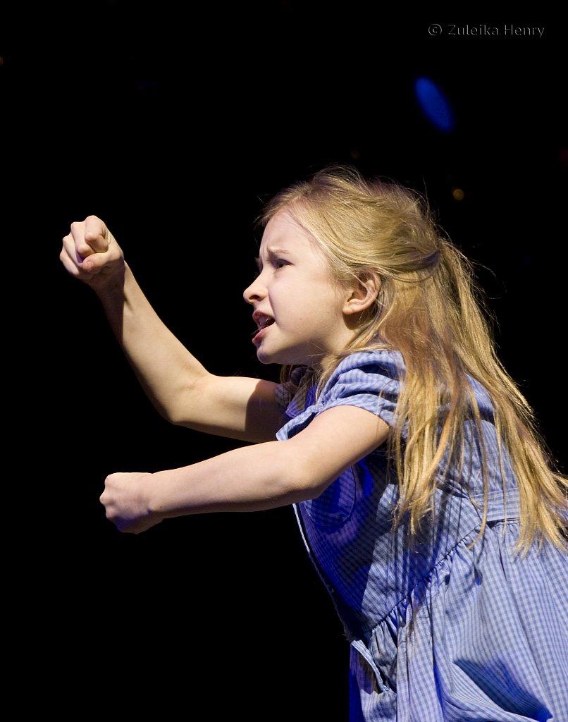 Kerry Ingrams as Matilda
