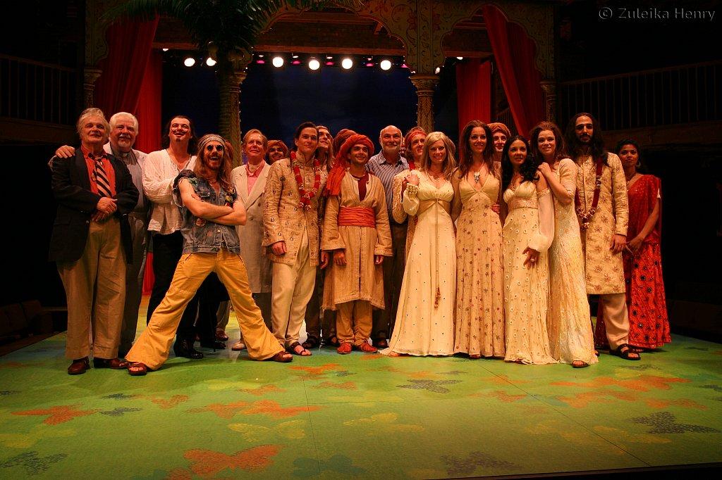 The Washington Shakespeare company  in Love's Labour's Lost