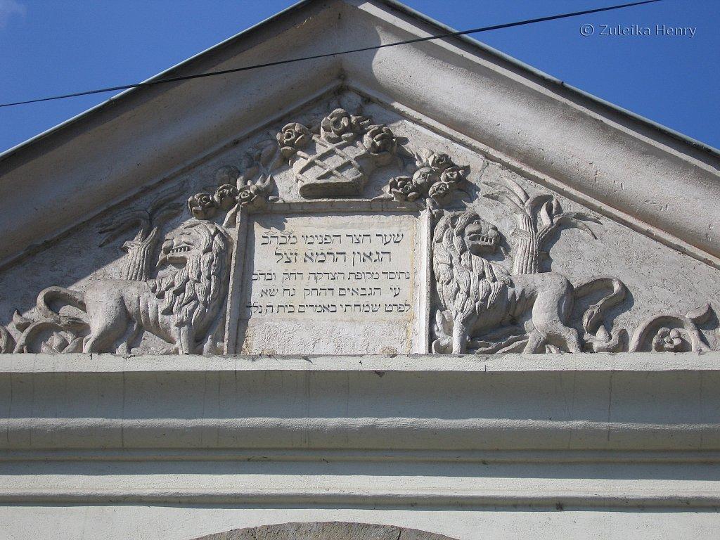 Synagogue Jewish Quarter, Krakow