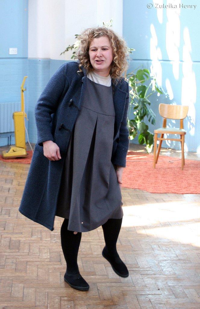 Heidi Vaughan in Lily's Waiting Game by Pameli Benham
