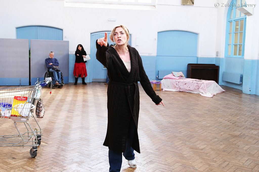 Lynda Rooke in The One That Got Away by Charlotte Beedell