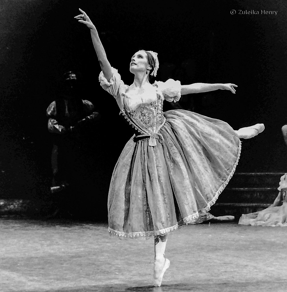 English National Ballet in Coppelia