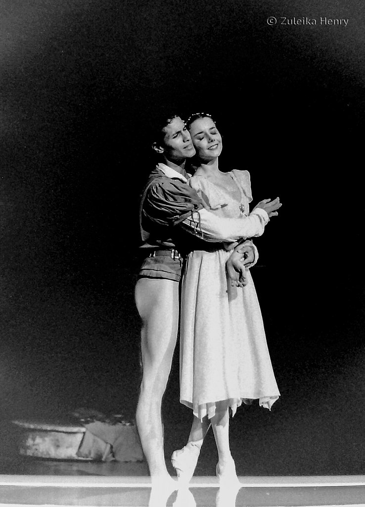 English National Ballet in Romeo and Juliet