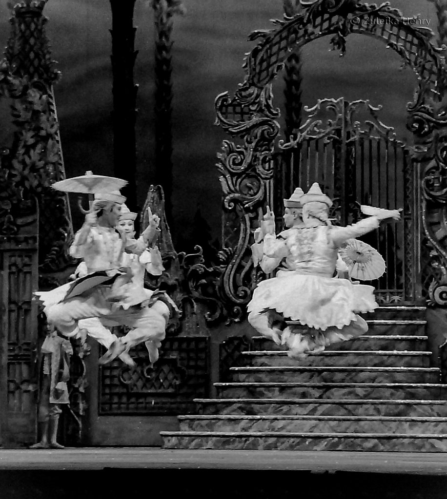 The Nutcracker, The Chinese Dance