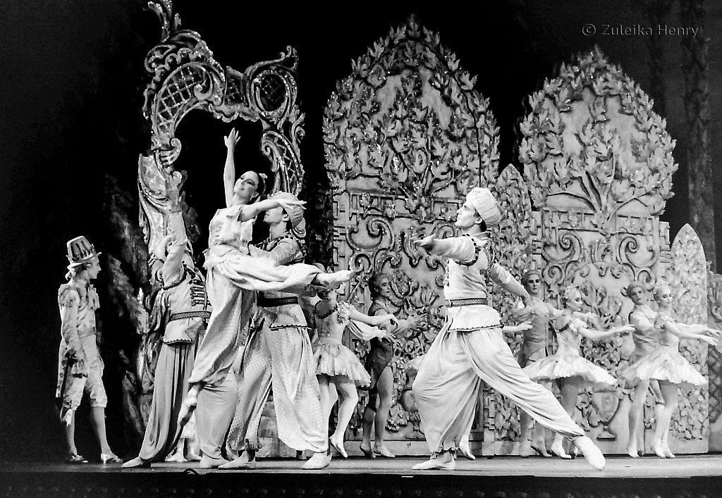 The Nutcracker, The Arabian  Dance
