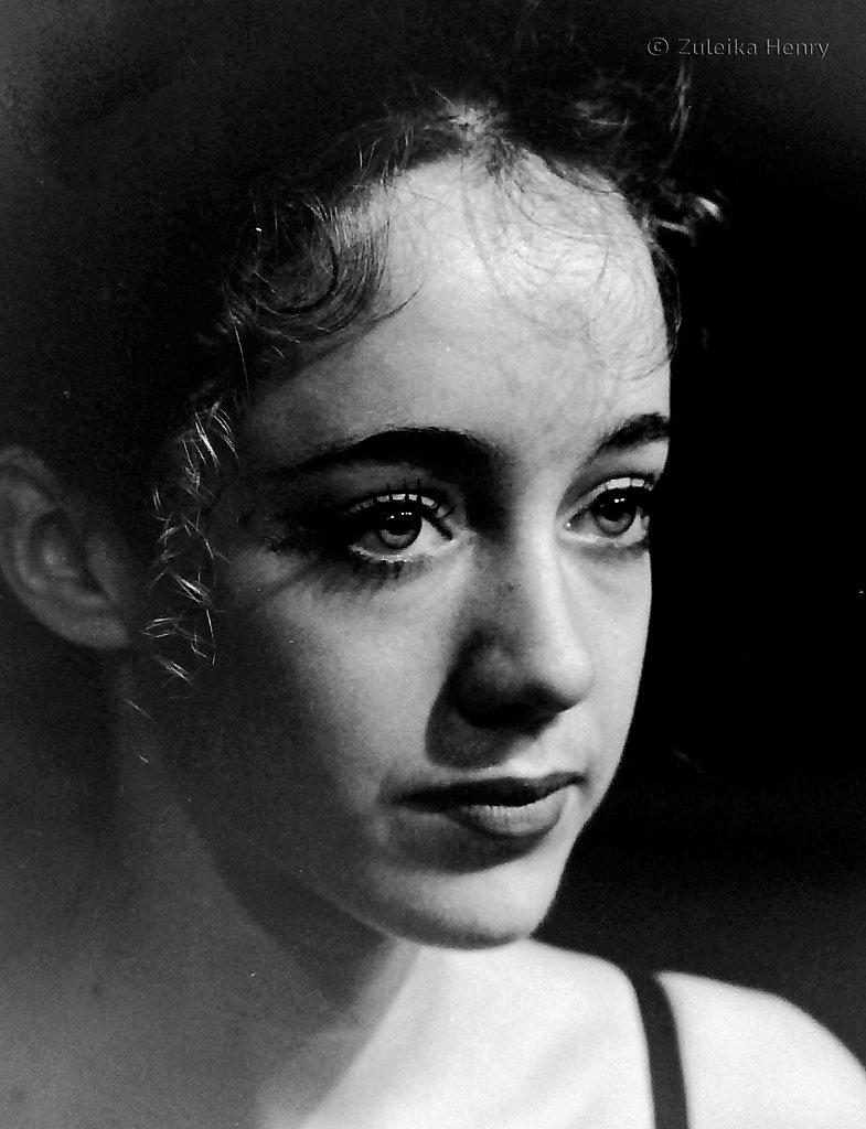 Cathy Marston Royal Ballet Student 1993