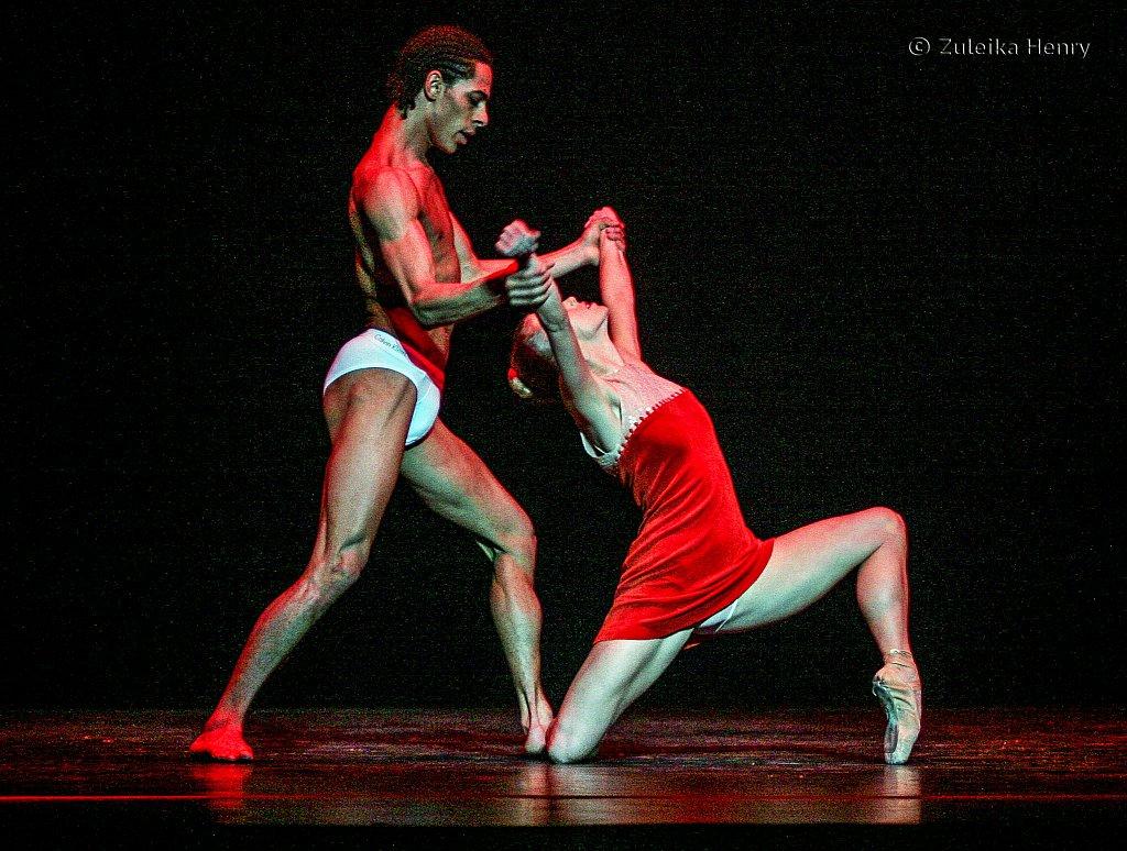 BRB Carmina Burana 2006 Tyrone Singleton and Victoria Marr