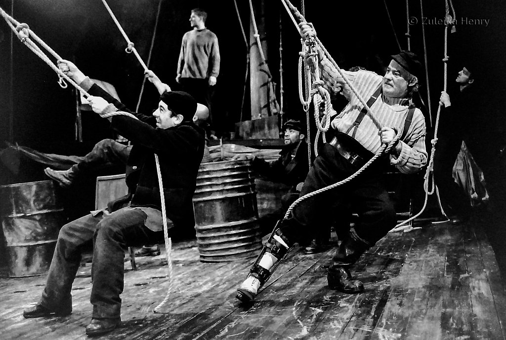 RSC Moby Dick 1993
