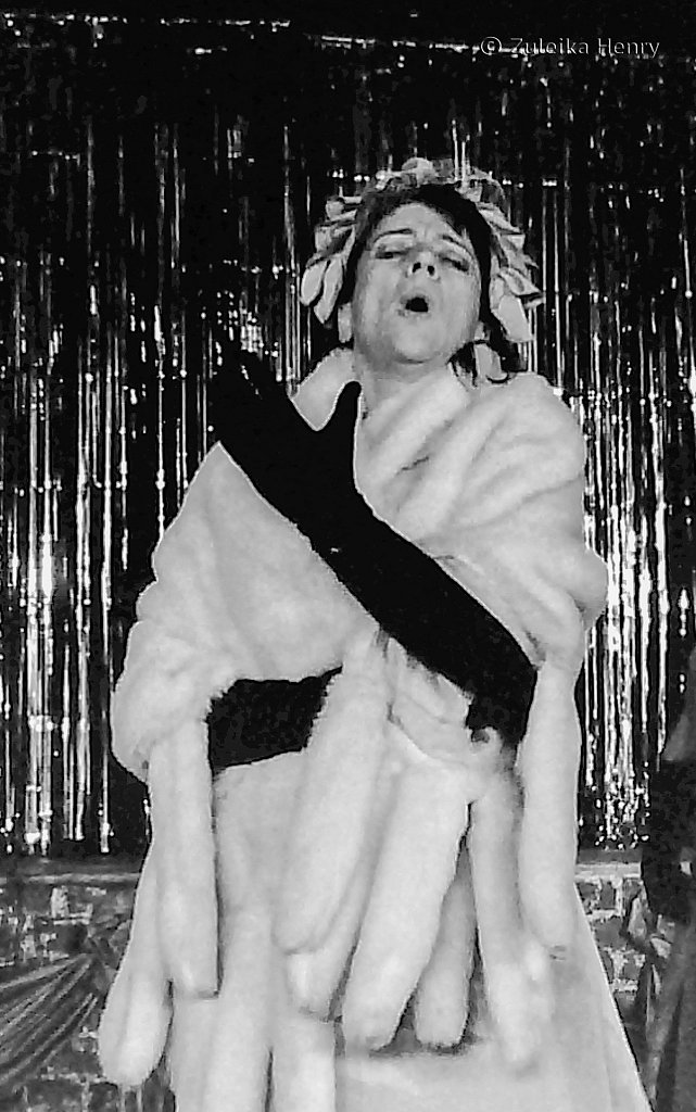 Mary King as Miss Adelaide