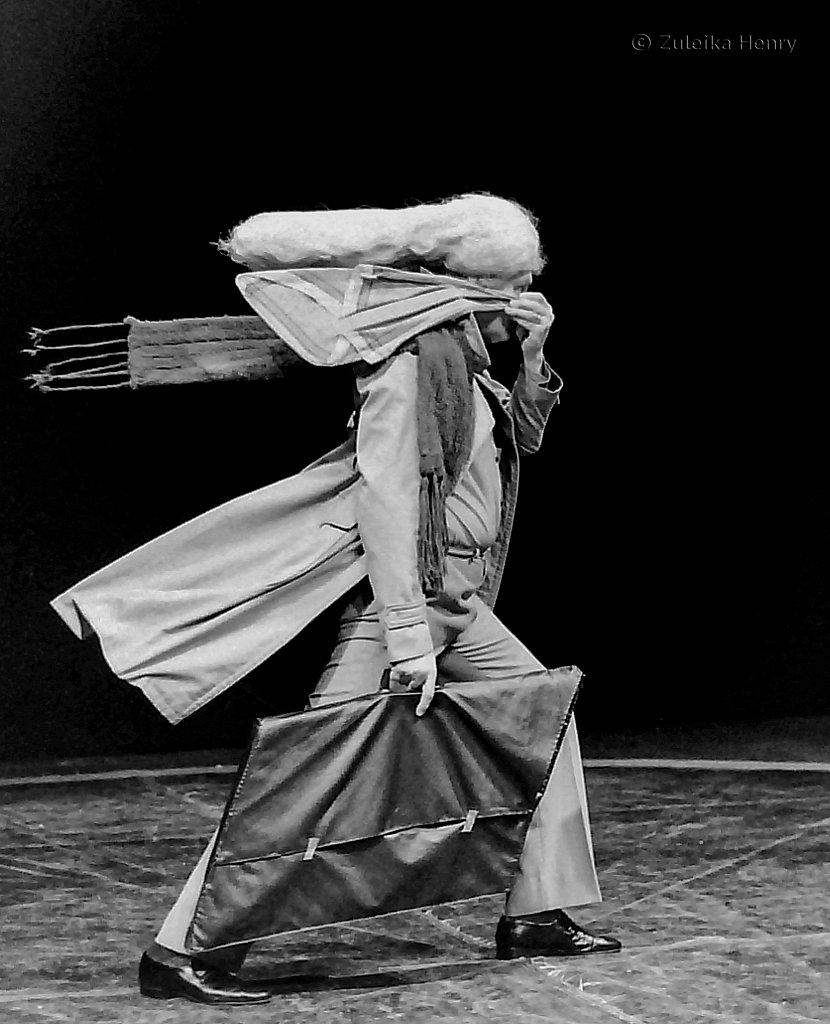 Cirque Invisible 1993