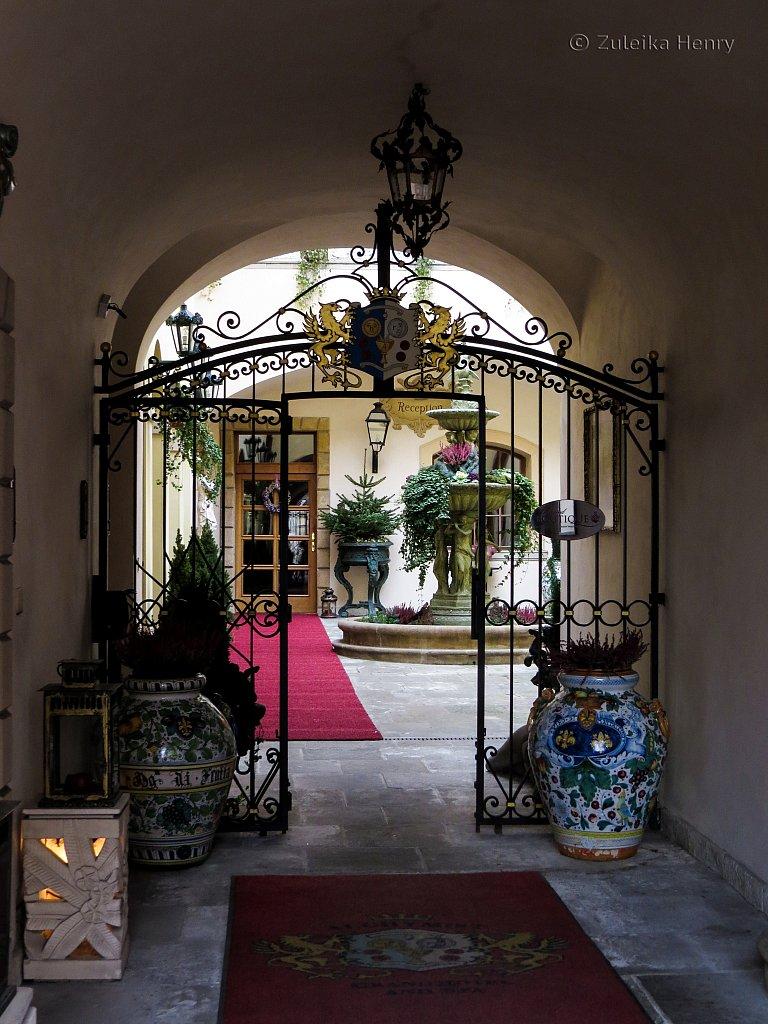 The Alchemist Hotel