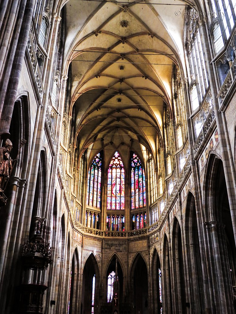 St Vitus's Cathedral
