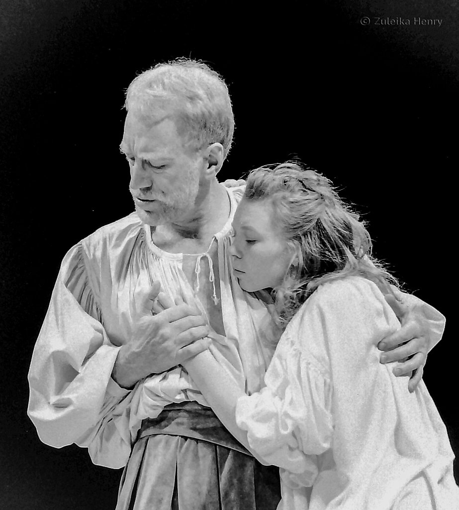 The Tempest directed by Jonathan Miller Old Vic 1988