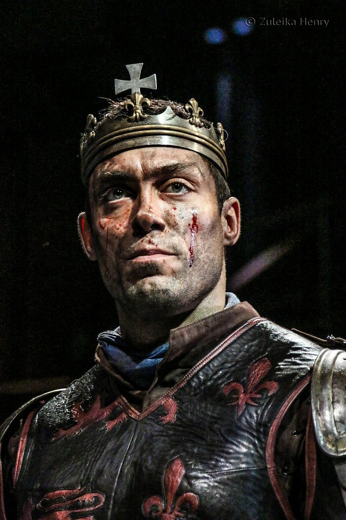 Henry V directed by Gregory Doran