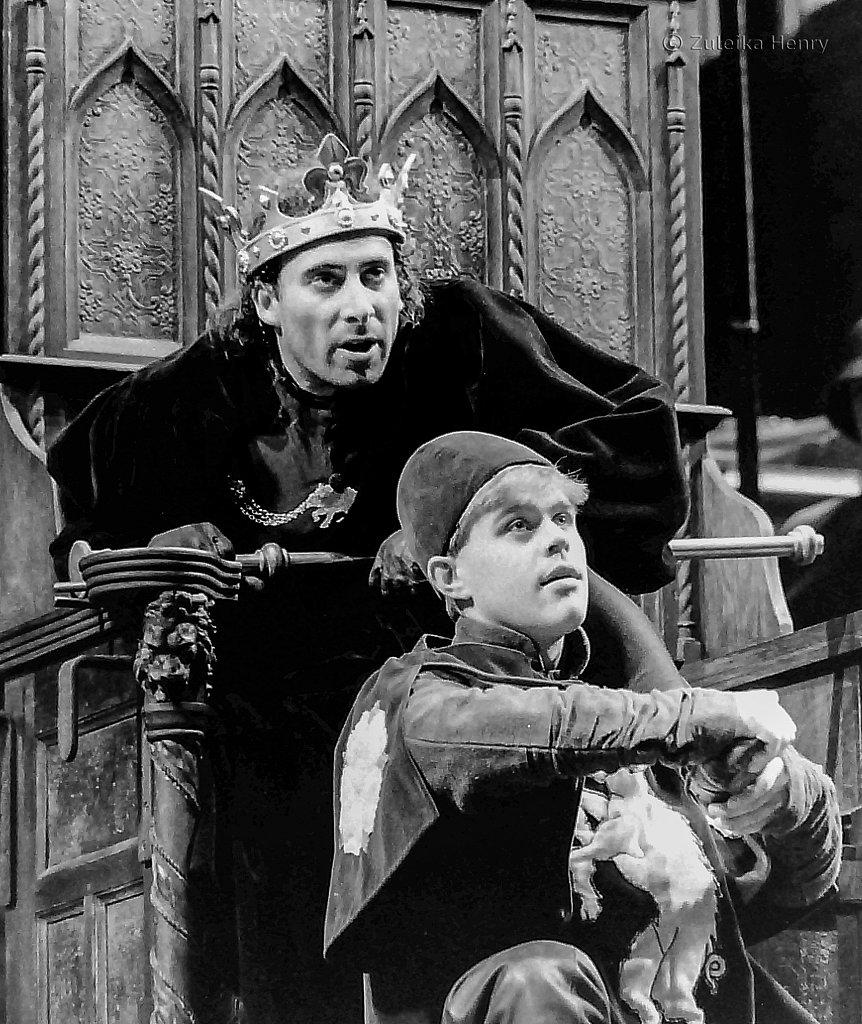 Antony Sher as Richard III