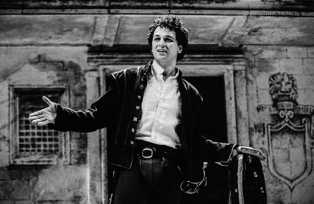 Matthew Rhys as Romeo
