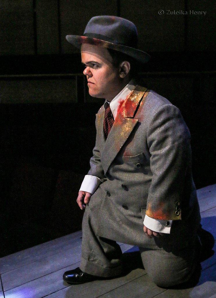 Ben Goffe as Mustardseed