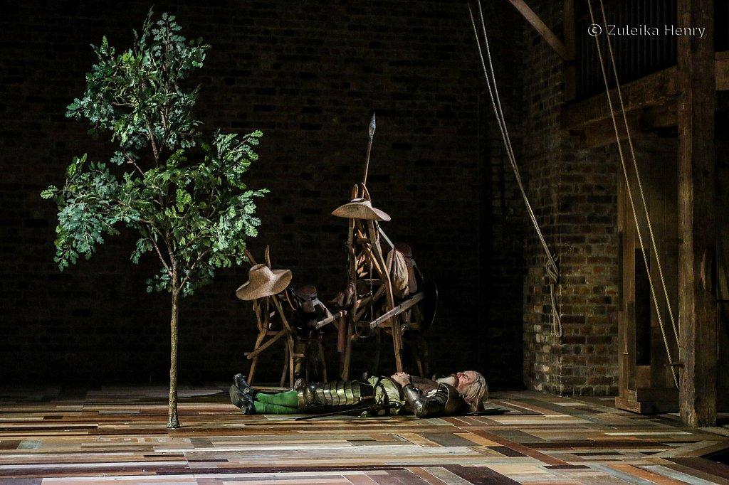 David Threlfall as Don Quixote