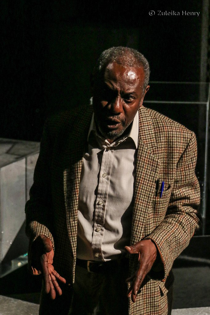 Tyrone Huggins in Fall of the Kingdom, Rise of the Footsoldier by Somalia Seaton