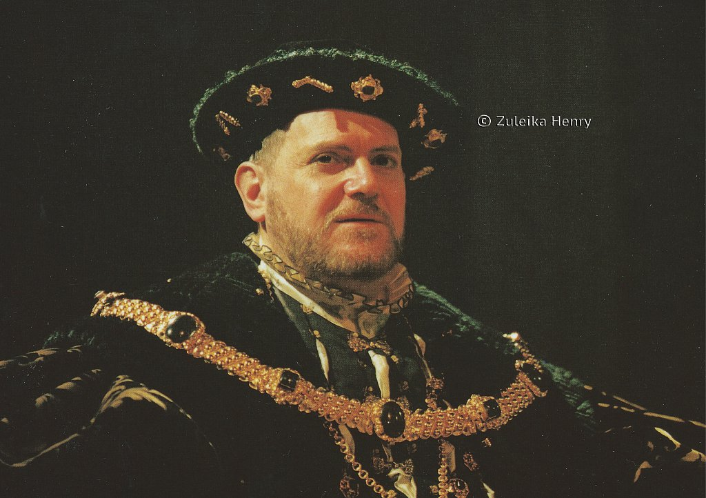 Paul Jesson as Henry 'King Henry VIII' 1996