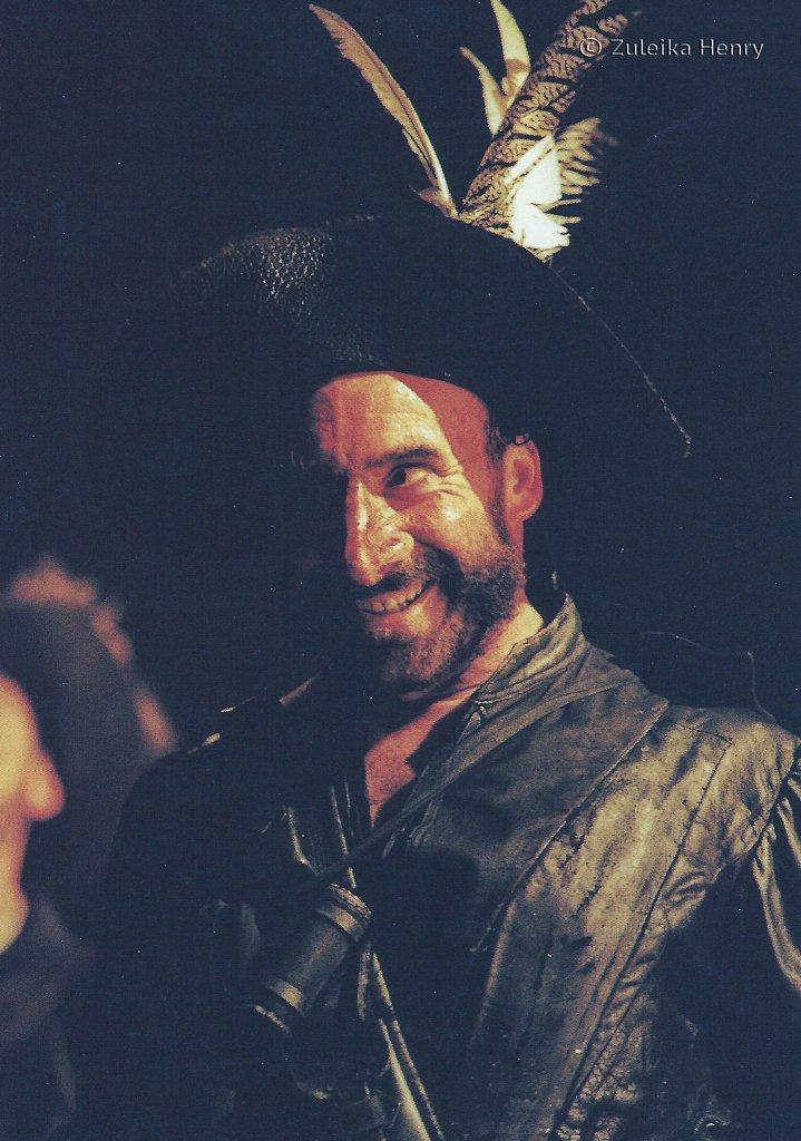 Antony Sher as Cyrano 'Cyrano de Bergerac' 1997