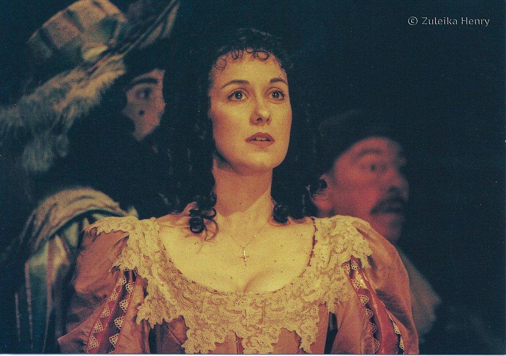 Alexandra Gilbreath as Roxane 'Cyrano de Bergerac'1997