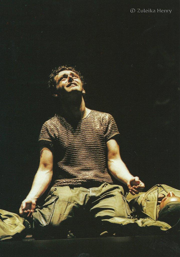 Michael Sheen as Henry 'Henry V' 1997