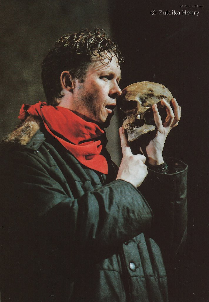 Alex Jennings as Hamlet 'Hamlet' 1997