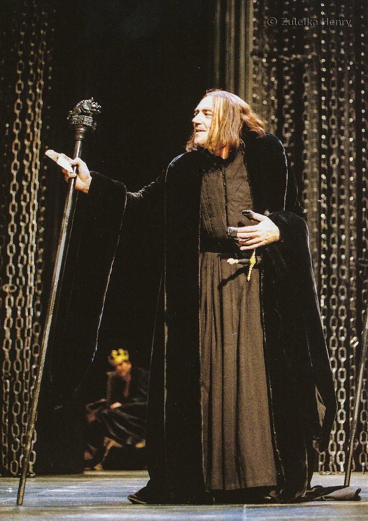 Robert Lindsay as Richard 'Richard III' 1998
