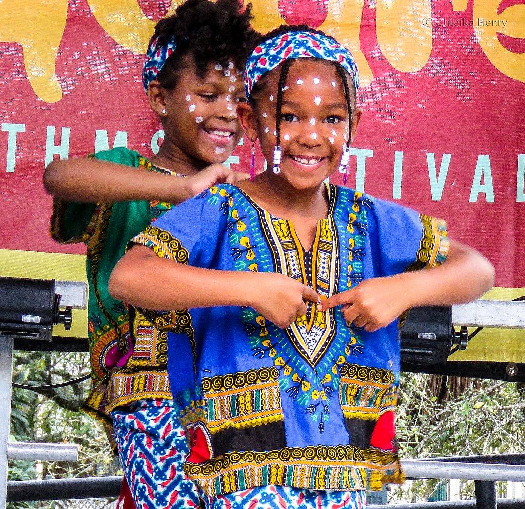 Celebrations in Congo Square