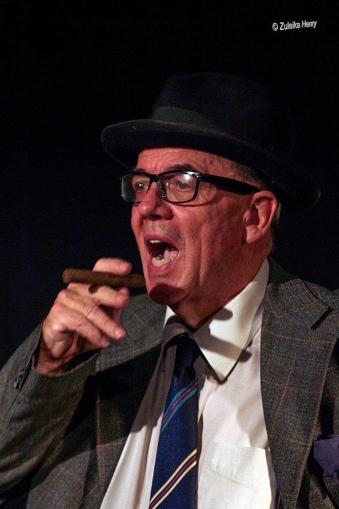 Horace Batchelor 2013