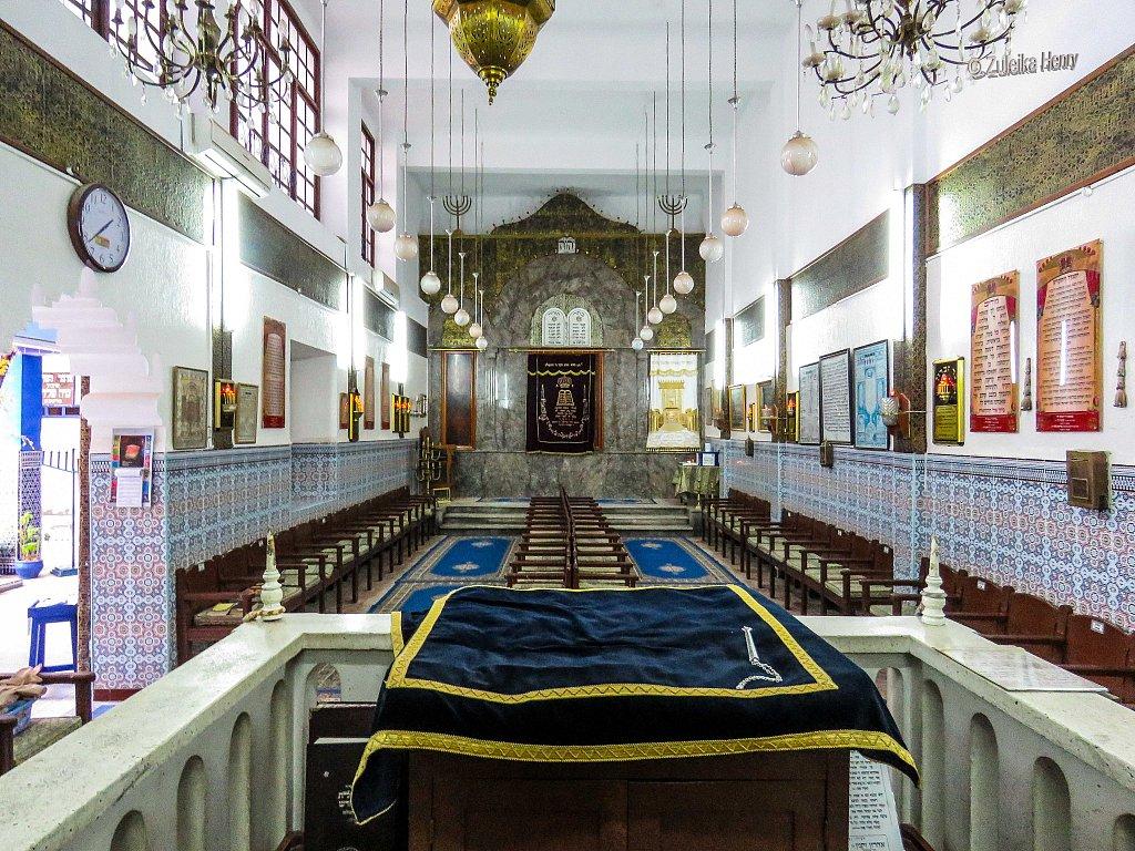 The Synagogue The Jewish Quarter