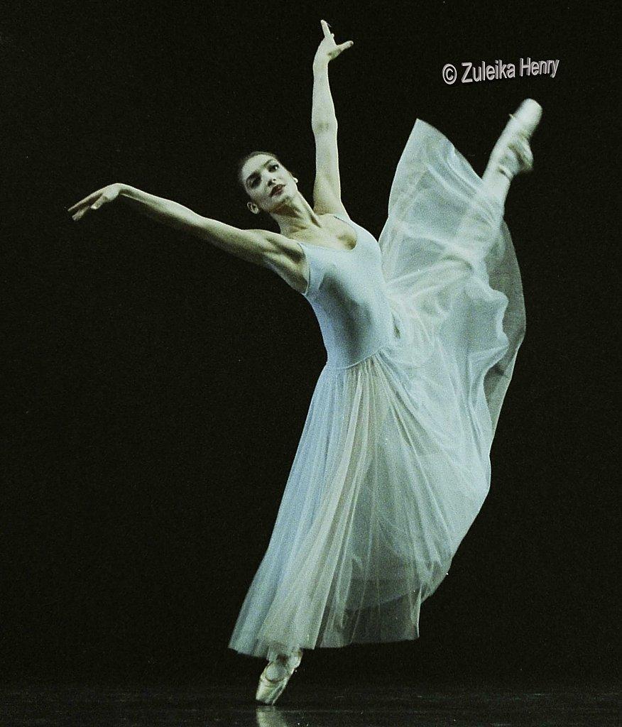 Balanchine Triple Bill 1997