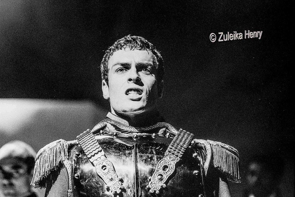 Toby Stephens as Coriolanus