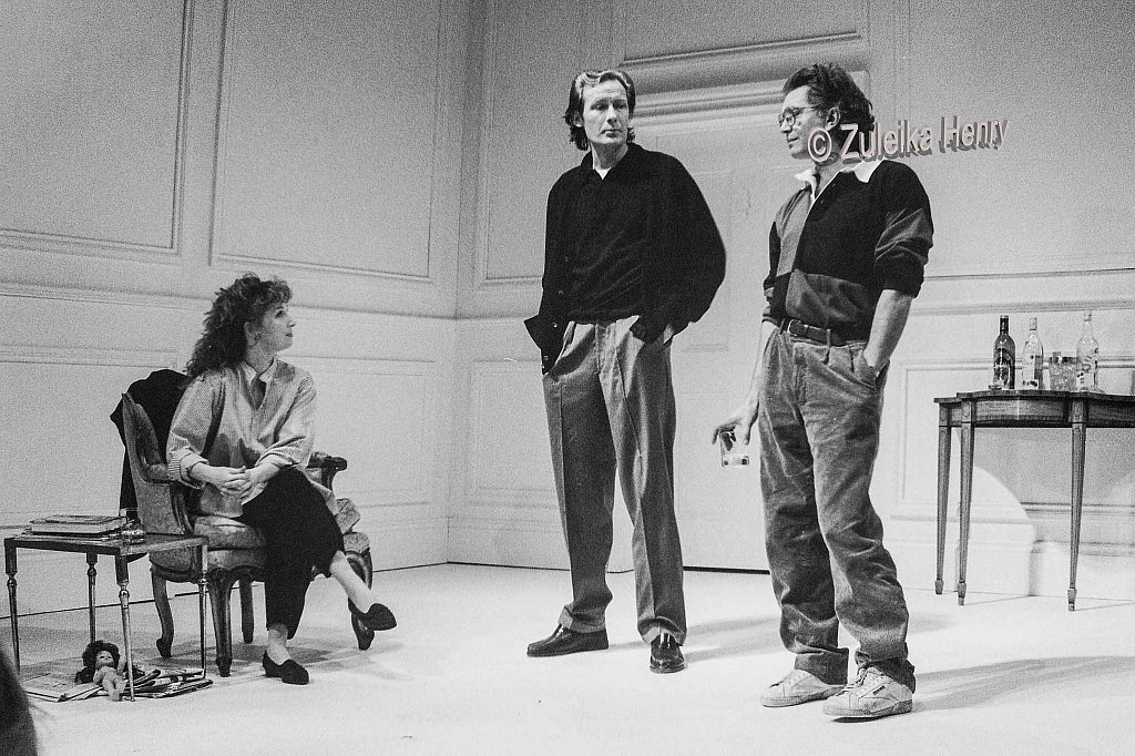 Bill Nighy as Jerry , Cheryl Campbell as Emma and Martin Shaw as Robert